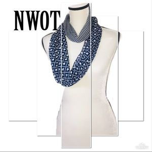NWOT Double Design Scarf!